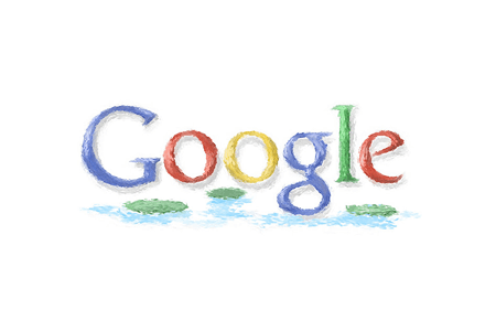 Google Doodle – Claude Monet's 161st Birthday November 14, 2001