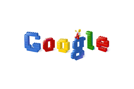 Google Doodle – 50th Anniversary of the Lego Brick January 28, 2008
