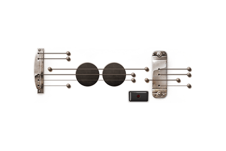 Google Doodle – Les Paul's 96th Birthday June 9, 2011