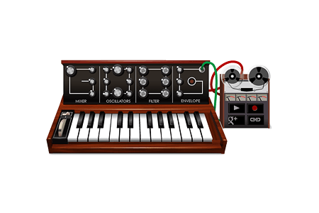 Google Doodle – Robert Moog's 78th Birthday May 23, 2012